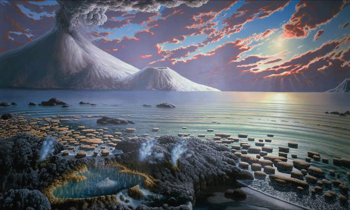 A lemeztektonika megjelenése a Földön – Bolygónk átalakulása