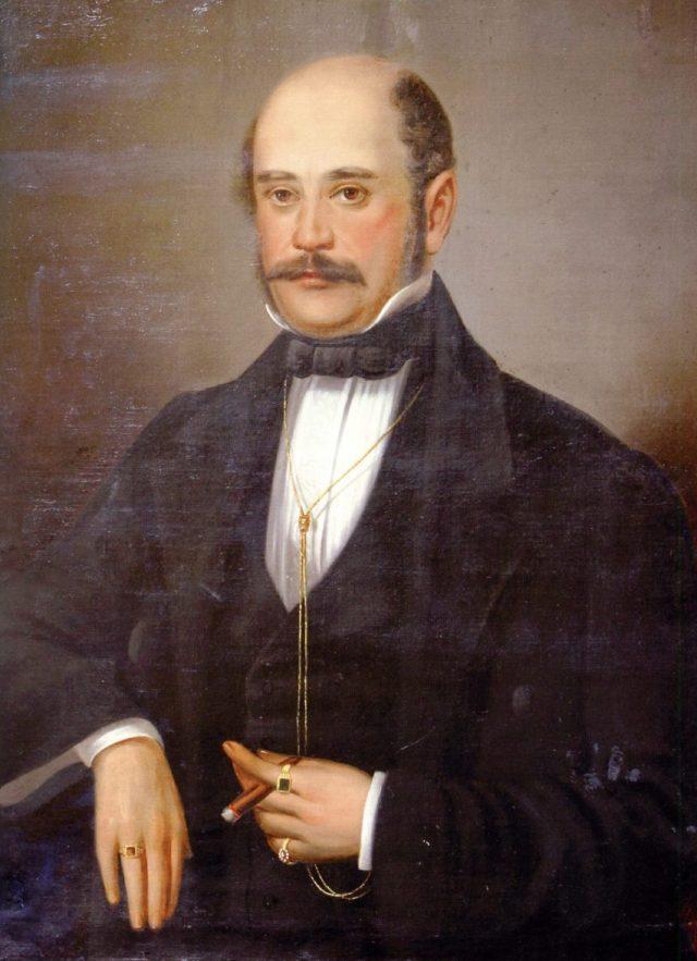 Semmelweis – ismeretelken osztrák festő portréja