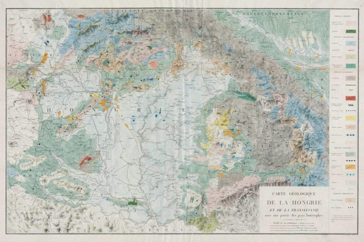 A földtan születése Magyarországon – 200 éves útikönyv