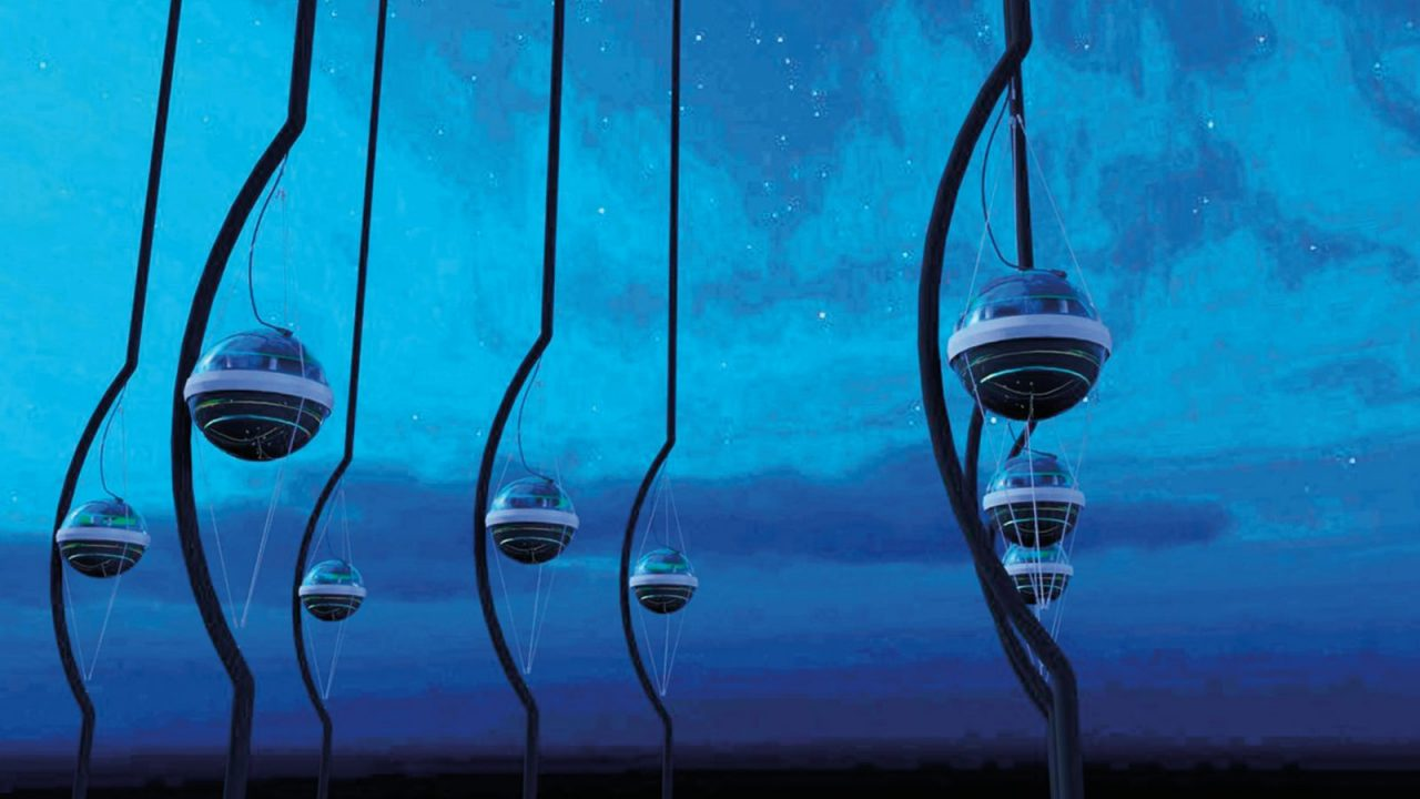 A fekete lyuktól a Déli-sarkig – Kozmikus részecskegyorsító