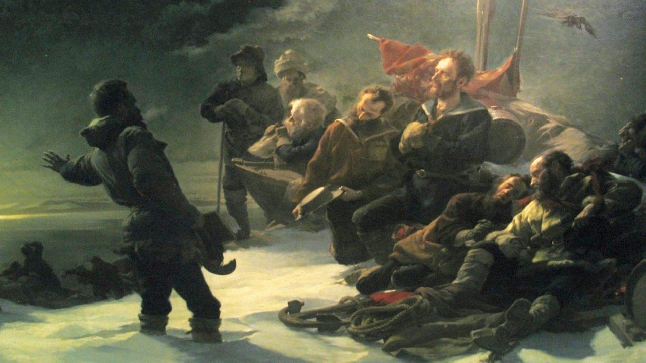 A német és az osztrák-magyar expedíciók tudományos eredményei – A sarki jég fogságában
