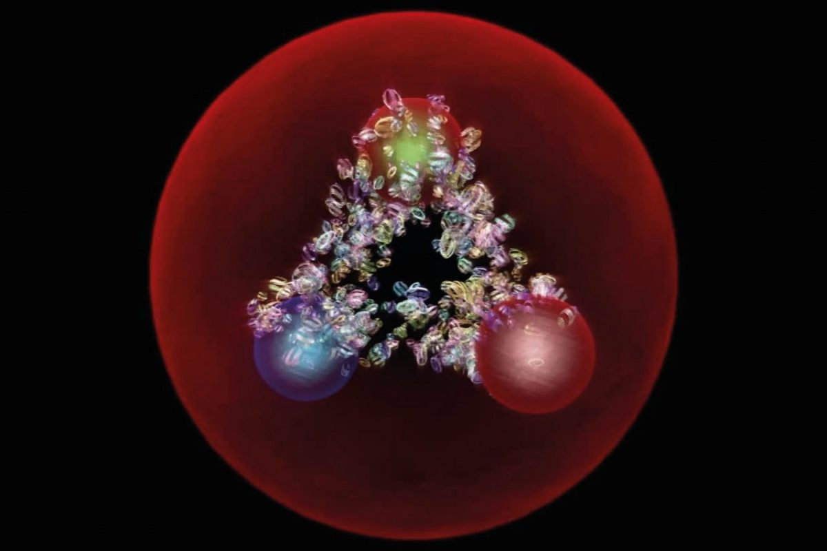 A Yang-Mills elméletek tömegugrása – Hogyan építik fel a kvarkok a részecskéket?