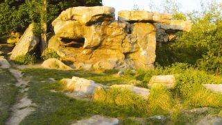 Széleróziós felszínek kormeghatározása a Balaton-felvidéken – Elfújta a szél?